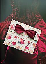Papiernictvo - Zamilovaný list (z kolekcie Midnight Paris) - 8126174_