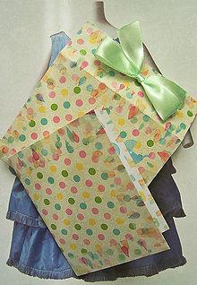 Papiernictvo - Vitaj na svete!:) (z kolekcie Midnight Paris) - 8126166_