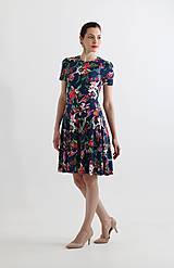 - Šaty Summer flower ZĽAVA!!! - 8125029_