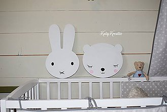 Detské doplnky - zajo, zajko, zajačik .... - 8126348_