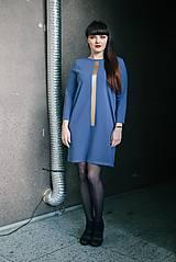 Šaty - FNDLK úpletové šaty 165 RVqL - 8127570_