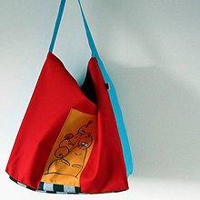 Veľké tašky - ŠNEKOVÁ - taška nákupní kočárková - 8126657_