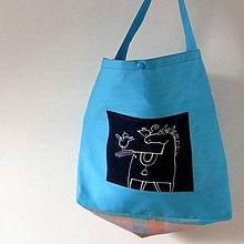 Veľké tašky - KONÍČKOVÁ - taška nákupní kočárková - 8126800_