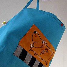 Veľké tašky - JEZEVČÍČEK - taška nákupní kočárková - 8126882_