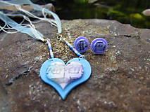Sady šperkov - Set hudba v srdci - 8126963_