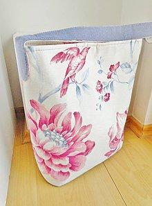 Veľké tašky - kabelka krása jari - 8127522_