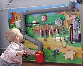 Hračky - Activity Board - 8125868_