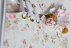 Papiernictvo - Svadobná pohľadnica - 8125963_