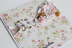 Papiernictvo - Svadobná pohľadnica - 8125964_