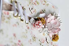 Papiernictvo - Svadobná pohľadnica - 8125969_
