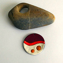 Náhrdelníky - Mozaikový prívesok (posledné kvapky Freshu) - 8127186_