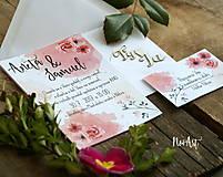 Svadobné oznámenie 21
