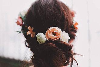 Ozdoby do vlasov - Set troch vláseniek