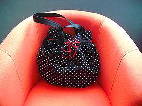 Kabelky - Dotted VII. - stredne veľká taška - 8129613_
