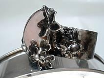 Sady šperkov - Jabloňový kvet - andský opál, tiffany - 8132510_