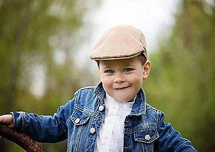 Detské čiapky - Bekovka - 8133442_