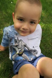 Detské oblečenie - Buď moj hrdina. - 8132812_