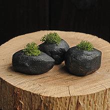 Dekorácie - miniatúrna RAKU záhrada - REINDEER MOSS - 8135511_
