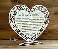 - Srdce Poďakovanie rodičom 24 - 8136882_