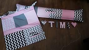 Textil - Vreckár na postieľku - 8136211_