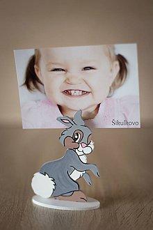 Detské doplnky - Zajačik - na fotografie - 8135220_