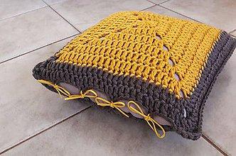 Úžitkový textil - Obliečka na vankúš - 8136158_