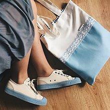 Nákupné tašky - HENY modrá - 8144931_