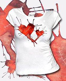 Tričká - Tričko s krátkym rukávom - Stainheart - 8142687_