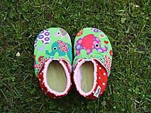 Topánočky - sloníky- skladom - 8143622_