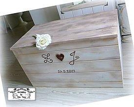 Nábytok - Truhlica-ako svadobny dar :) - 8143023_