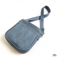 Detské tašky - for KIDS - Uni sešívaná (grey-blue) - 8144717_