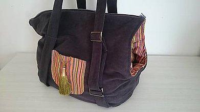 Iné tašky - Pelech kabela pre psíka - 8146824_