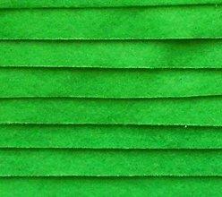 Textil - F37 - Filc - 20x30 cm, hrúbka 1 mm - svieža zelená, jarná - 8146409_