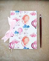 Papiernictvo - Balónový zápisník - 8148218_