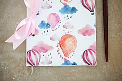 Papiernictvo - Balónový zápisník - 8148221_