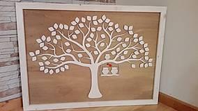 Drevený strom komplet