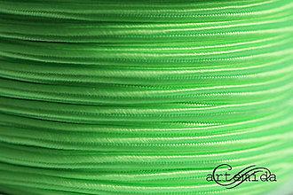 Galantéria - sutaška neon green N053 - 8148592_