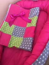 Textil - Set hniezdo + deka - 8149327_