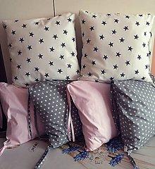 Textil - Mantinel ružový sen - 8148712_