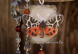 """Dekorácie - """"Motýle"""" formičkové ozdoby - 8148671_"""