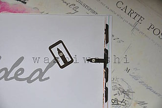 Iný materiál - spinka, sponka, oznacovac - big ben - 8152672_