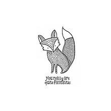 Pomôcky/Nástroje - Gumené razítko Mr Fox Set - 8152751_