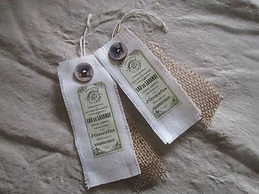 Textilné visačky