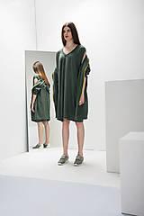 Šaty - Šaty Olive grove - 8151966_