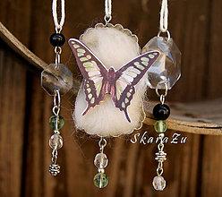 """Dekorácie - """"Motýle"""" formičkové ozdoby - 8149631_"""