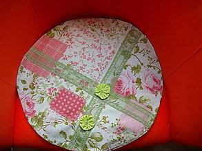 Úžitkový textil - Melvina V. - návlečka na vankúšik - 8151577_