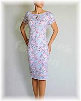 Šaty - Šaty jabloňový kvet vz.347 - 8153278_