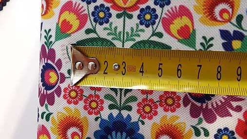 SKLADOM metráž látok s potlačou nepremokavý polyester TD NS vzor 74 MALÝ 3c967d14bbd