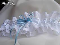 - svadobný podväzok - 8155292_