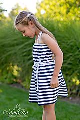 Šaty - Dievčenské šatky - 8153216_